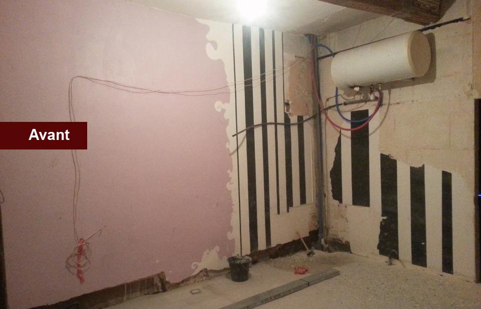 chambre mtr rénovation maconnerie arles