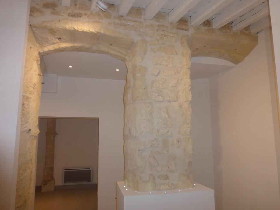 Pierre MTR maconnerie Arles